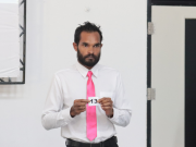 PPM Candidate Faarooq